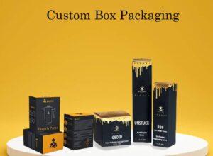 Custom Oil Boxes